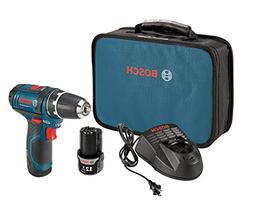 Bosch PS31-2A 12-Volt Max Cordless 3/8-inch Drill/Driver Kit
