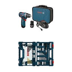 Bosch PS32-02 12-volt Max Brushless 3/8-Inch Drill/Driver Ki
