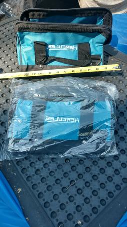 QTY 3 NEW soft SHELL CASE FOR HERCULES IMPACT DRILL Driver 2