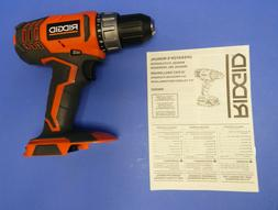 Ridgid R860052 18V Lithium-Ion Cordless 1/2 in. Compact Dril
