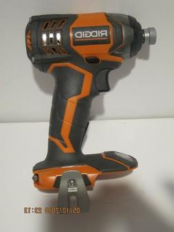 RIDGID R86034 18-Volt X4 Impact Driver