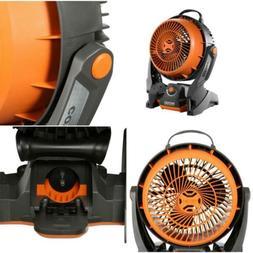 Ridgid R860720B GEN5X 18-Volt Hybrid Cordless & Corded Fan