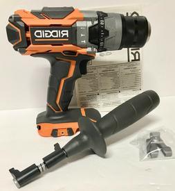 "RIDGID R8611503 18V 2-Speed Cordless 1/2"" Hammer Drill/Drive"