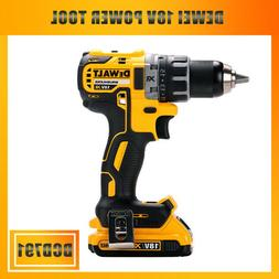 Dewalt Rechargeable Electric Drill Brushless Lithium 18V Imp