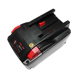 Replacement 28V 3.0Ah Li-Ion Battery for Milwaukee 48-11-283