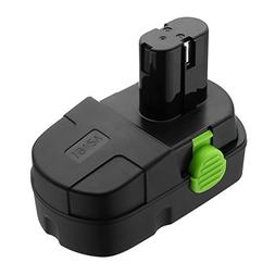 Powerextra 19.2V Replacement Battery Compatible with Kawasak