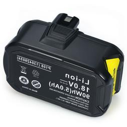 Replacement Battery for Ryobi 18V 4000mah/5000mah/6000mah Li