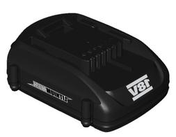 Rockwell 18-Volt Lithiumtech Lithium Ion Slim Battery - Posi
