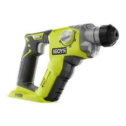 RYOBI 1/2 in SDS Plus Rotary Hammer Drill 18V ONE+ Li Ion Co