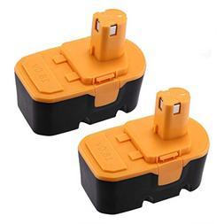 Powerextra 3500mAh Ryobi 18V Replacement Battery Compatible
