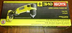 Ryobi Right Angle Drill 18-Volt ONE+ Cordless 3/8 in. Magnet