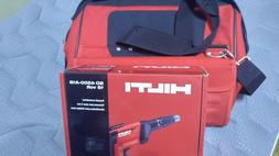 HILTI SD 4500-A18 18V Cordless Drywall Screw Driver KIT Bran