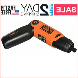 Small Cordless Drill Rechargeable Screwdriver Home Improveme