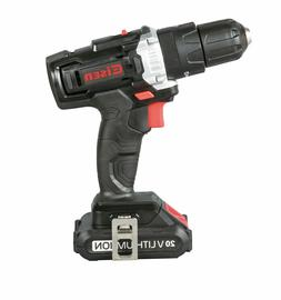 "US STOCK 3/8"" 20V Cordless Impact Drill 2-Speed 21+1 Positio"