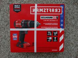 CRAFTSMAN V20 1/2-in 20-volt Max Variable Speed Brushless Co