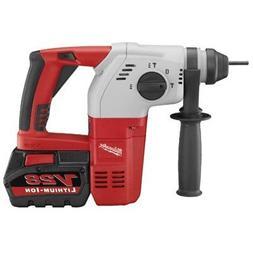 "Milwaukee 0756-22 V28 1"" SDS Rotary Hammer Kit"