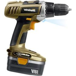 "WORX 18V 3/8"" Cordless Drill/Driver Kit"