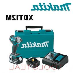 Makita XDT12M LXT 18V Cordless Lithium-Ion 1/4 in. Brushless