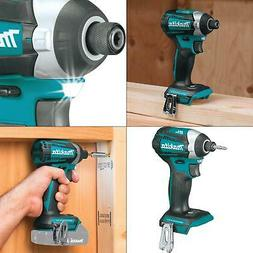 Makita XDT14Z 18V Lithium-Ion Brushless Cordless 3-Speed Imp