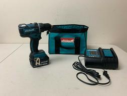 Makita XFD061 18V Compact Cordless 1/2-Inch Driver_Drill Kit