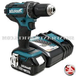 """Makita XFD10Z 18V LXT Cordless 1/2"""" Driver-Drill BL1850B LXT"""