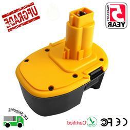 2x 14.4V XRP Battery For DEWALT 14.4 Volt Cordless Drill DE9
